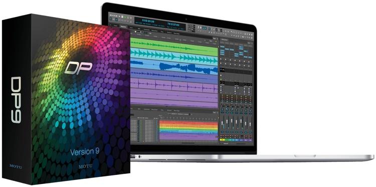 MOTU Digital Performer 9 - Competitive Upgrade image 1