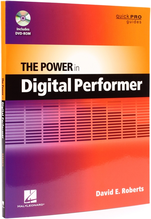 Hal Leonard The Power In Digital Performer image 1
