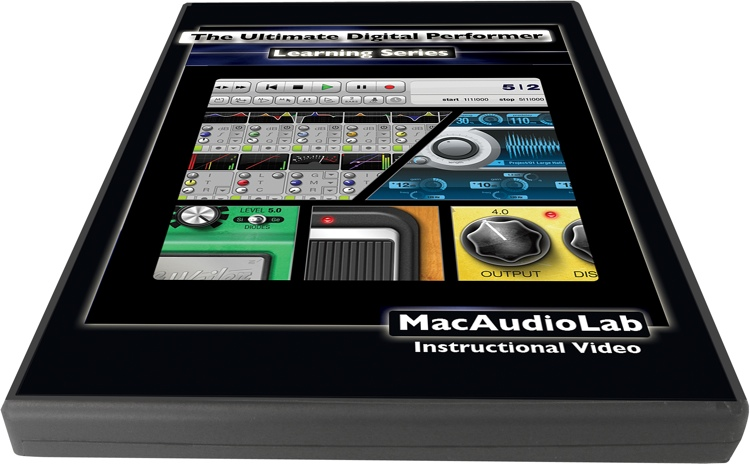 MacAudioLab The Ultimate DP Learning Series image 1