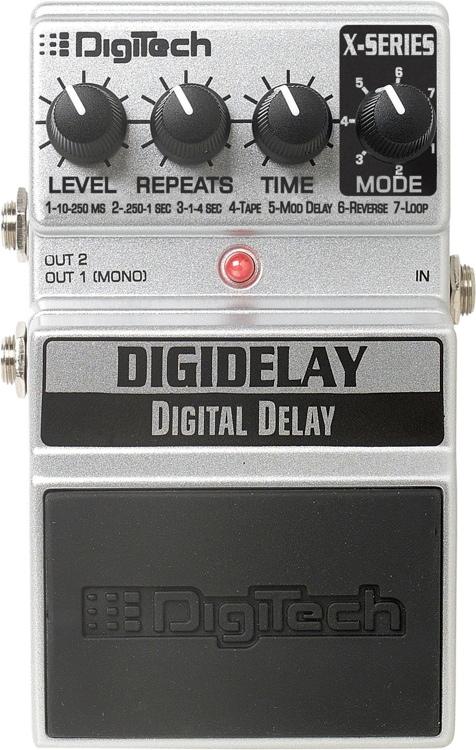 DigiTech DigiDelay - Delay/Reverb image 1