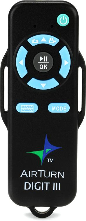 AirTurn Digit III Handheld Bluetooth Remote image 1
