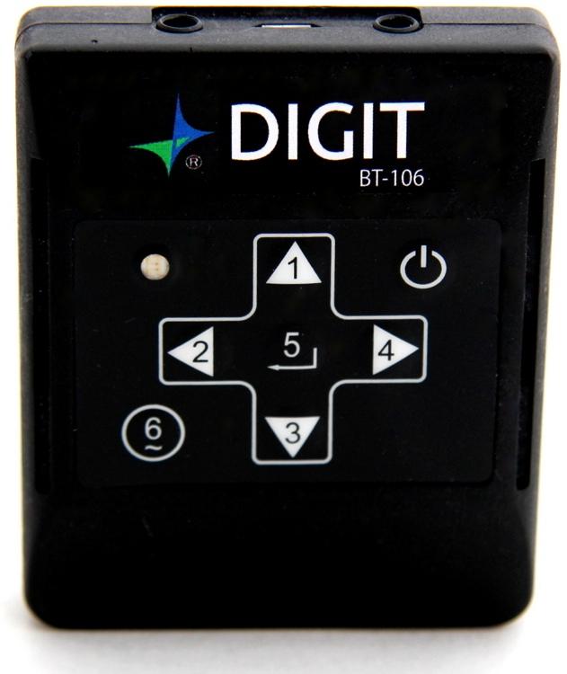 AirTurn DIGIT BT-106 Transmitter Remote image 1