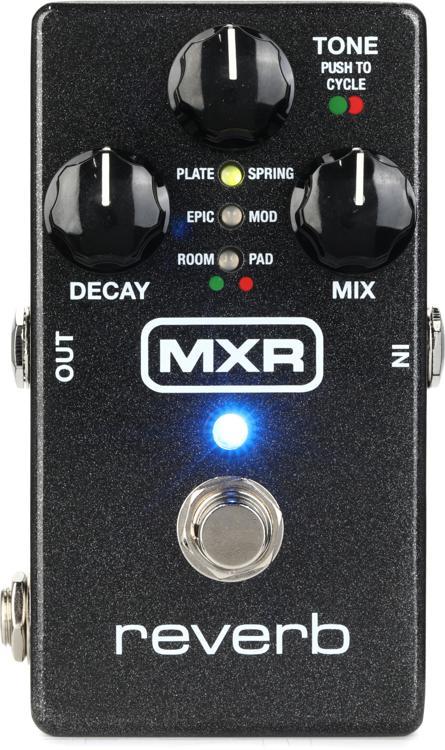 MXR M300 Digital Reverb Pedal image 1
