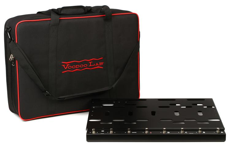 Voodoo Lab Dingbat Pedalboard PX Package - PX-8 Plus and Pedal Power MONDO image 1
