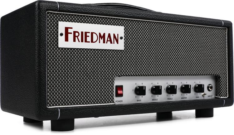Friedman Mini Dirty Shirley 20-watt Tube Head image 1