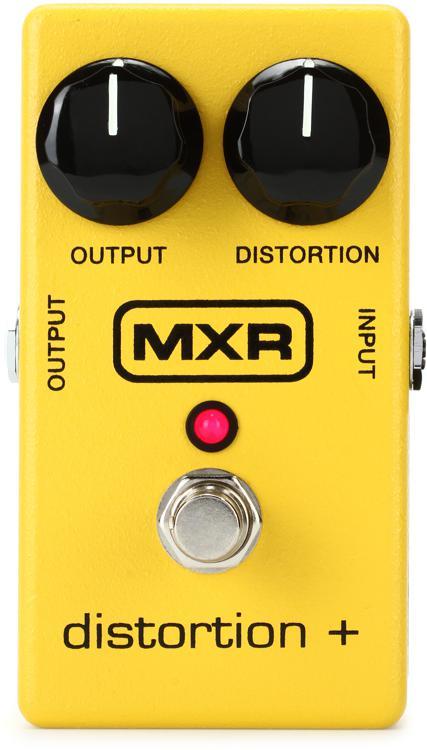 MXR M104 Distortion + Pedal image 1