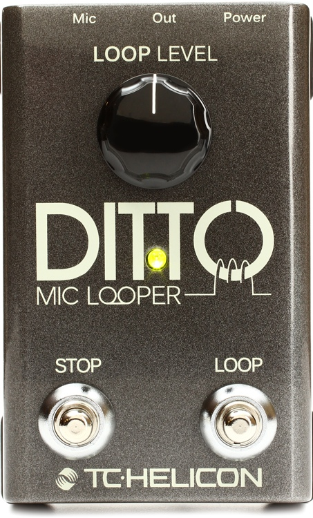 TC-Helicon Ditto Mic Looper image 1