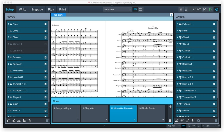 Steinberg Dorico Scoring Software - Academic Edition (download) image 1