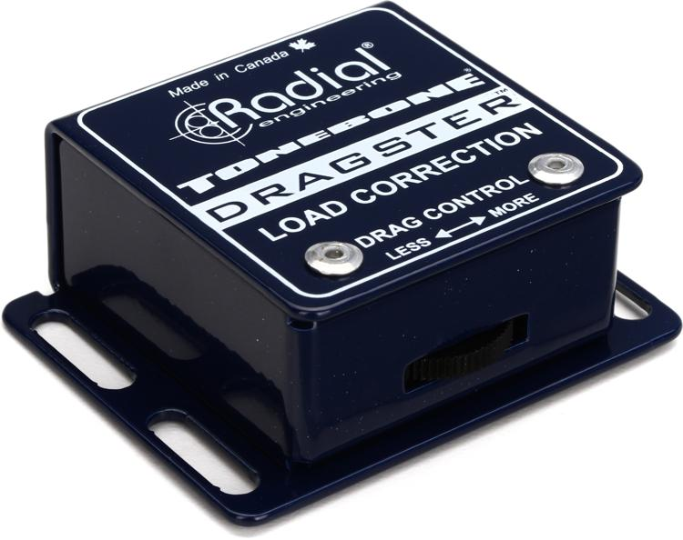 Radial Tonebone Dragster 1-channel Load Correction Device image 1