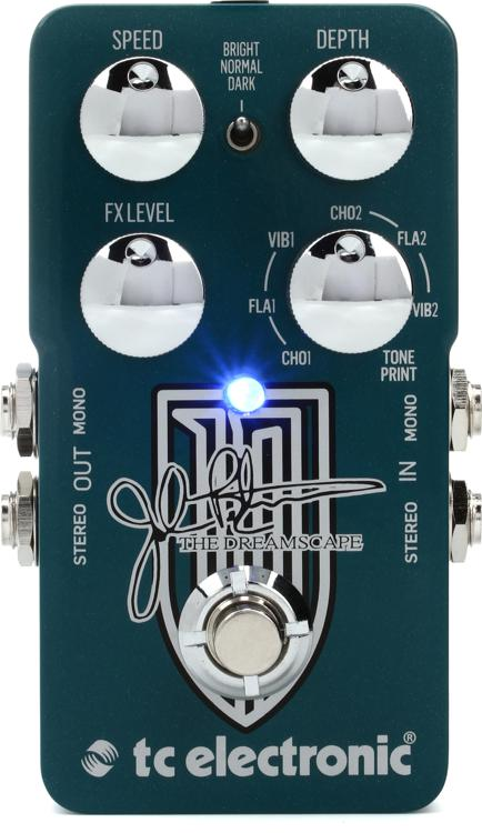 TC Electronic Dreamscape John Petrucci Signature Multi-effects Pedal image 1