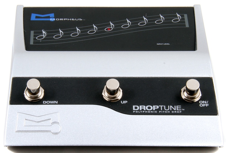 Morpheus DropTune Pitch Drop Pedal image 1