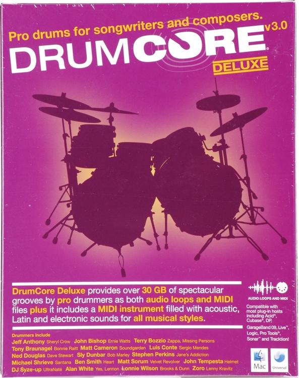 Sonoma Wire Works DrumCore 3 Deluxe image 1