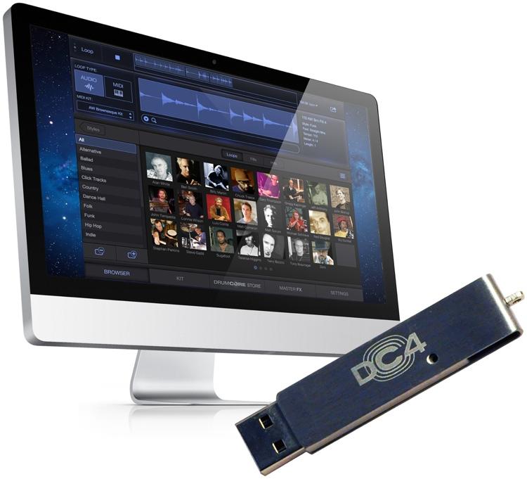 Sonoma Wire Works DrumCore 4 Prime Flash Virtual Instrument image 1