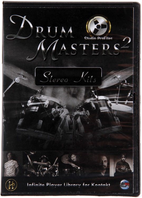 Sonic Reality Drum Masters 2 Multitrack image 1