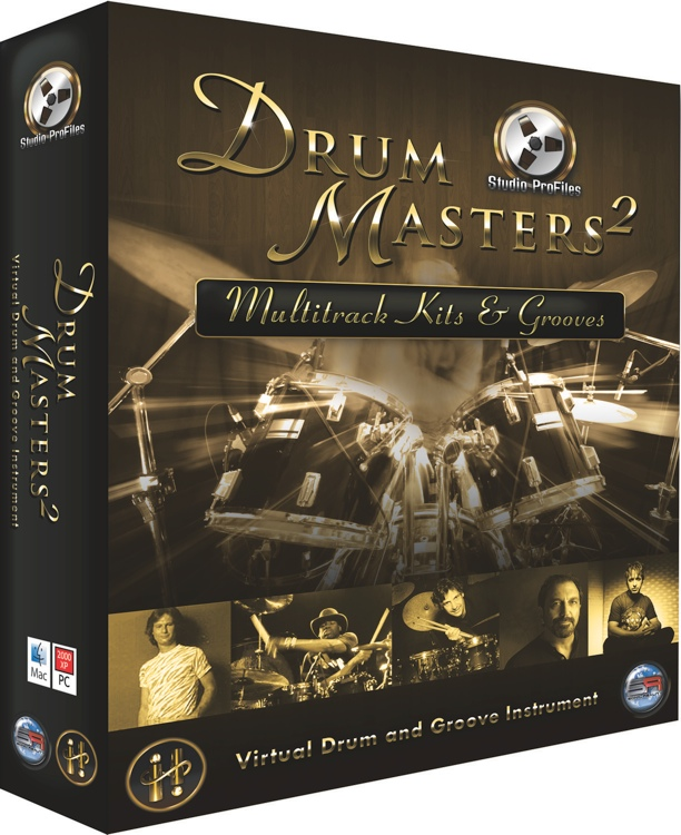 Sonic Reality Drum Masters 2 Multitrack Platinum image 1