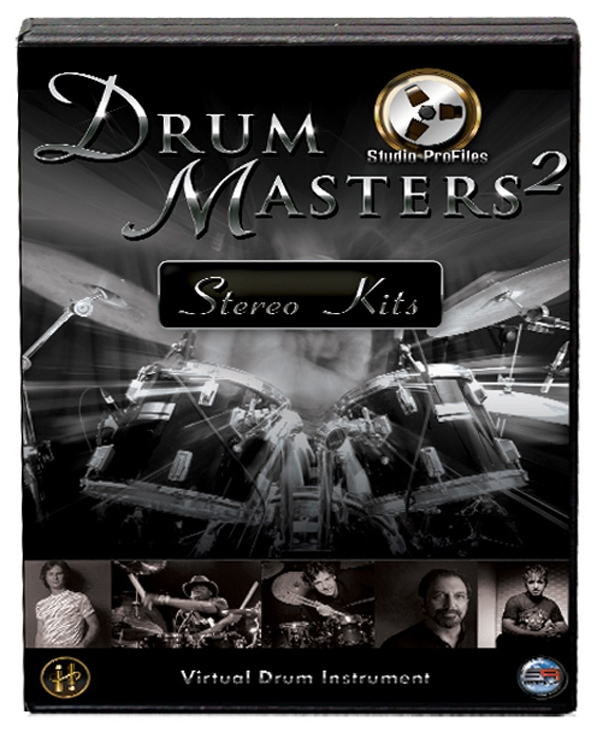 Sonic Reality Drum Masters 2 Stereo Kits image 1