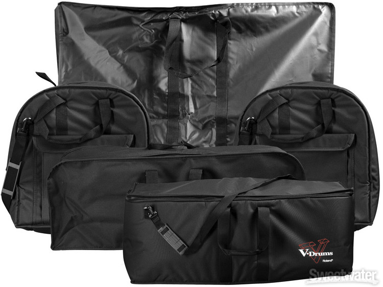 roland drum sc05 v drum soft case. Black Bedroom Furniture Sets. Home Design Ideas