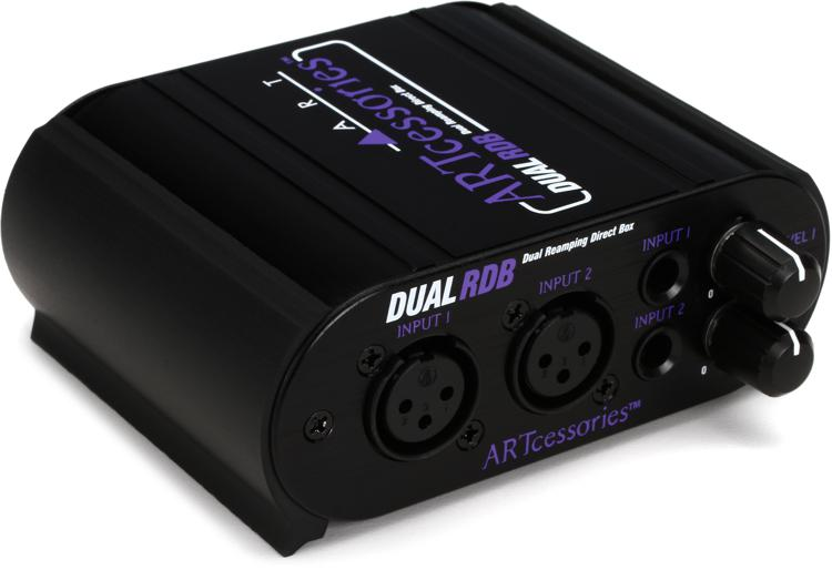 ART Dual RDB 2-channel Passive Re-Amping Device image 1
