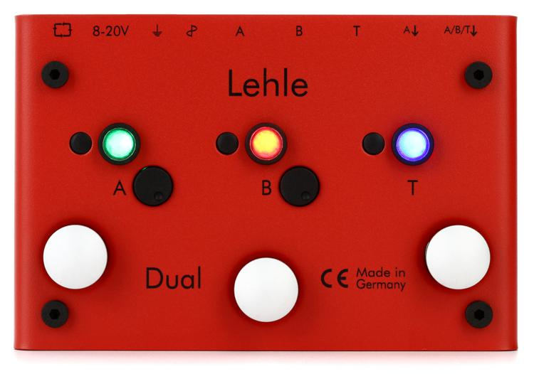 Lehle Dual SGoS Amp Switcher image 1