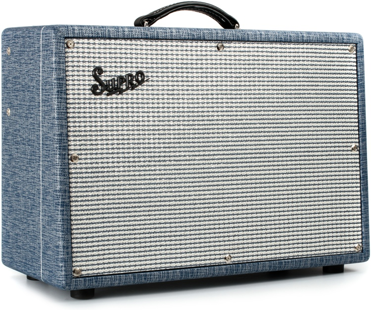 Supro 1624T Dual-Tone 24-watt 1x12
