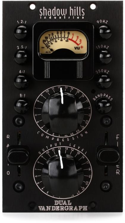 Shadow Hills Industries Dual Vandergraph Stereo Compressor image 1