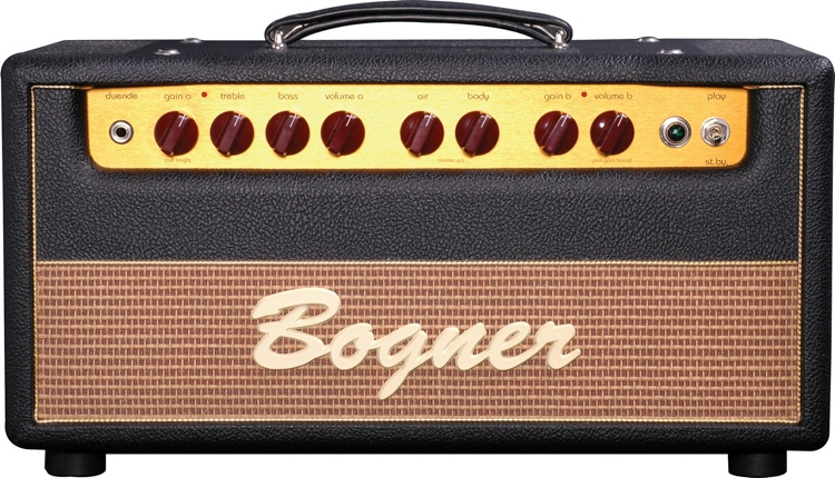 Bogner Custom Shop Duende Head image 1