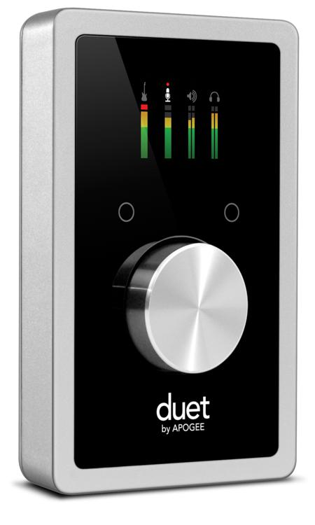 Apogee Duet for iPad and Mac image 1