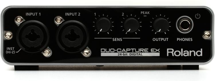 Roland Duo-Capture EX image 1