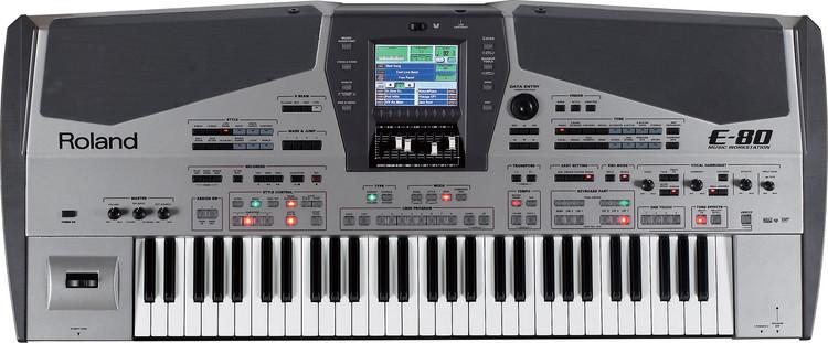 Roland E-80 image 1