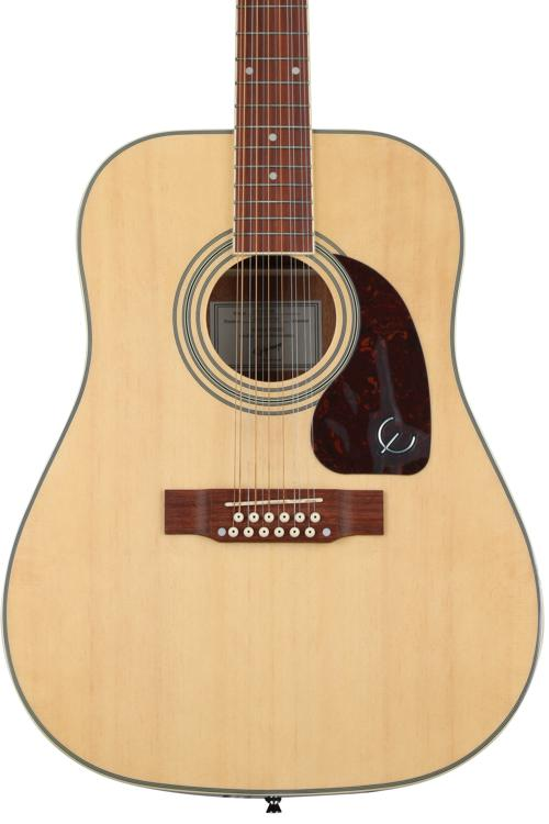 Epiphone DR-212 Dreadnought 12-String image 1