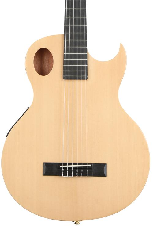 Washburn EACT42S Florentine Classical - Natural image 1