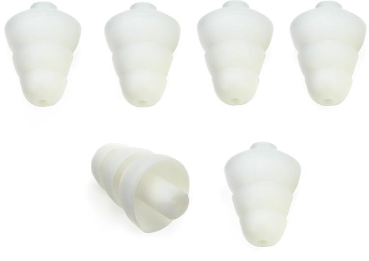Shure EATFL1-6 - Triple Flange, Universal Fit, 3 pair image 1