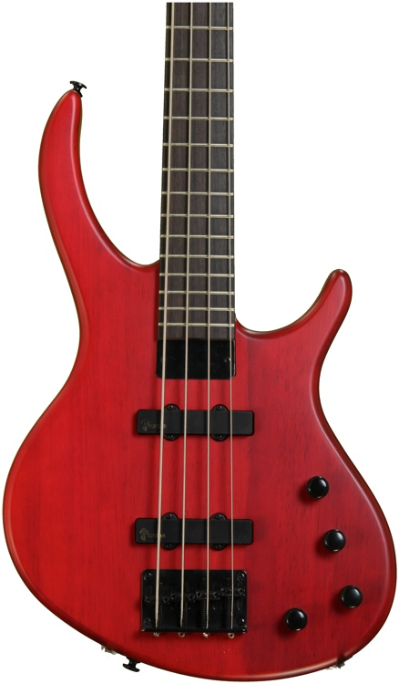 Toby Deluxe IV Bass - Transparent Red image 1