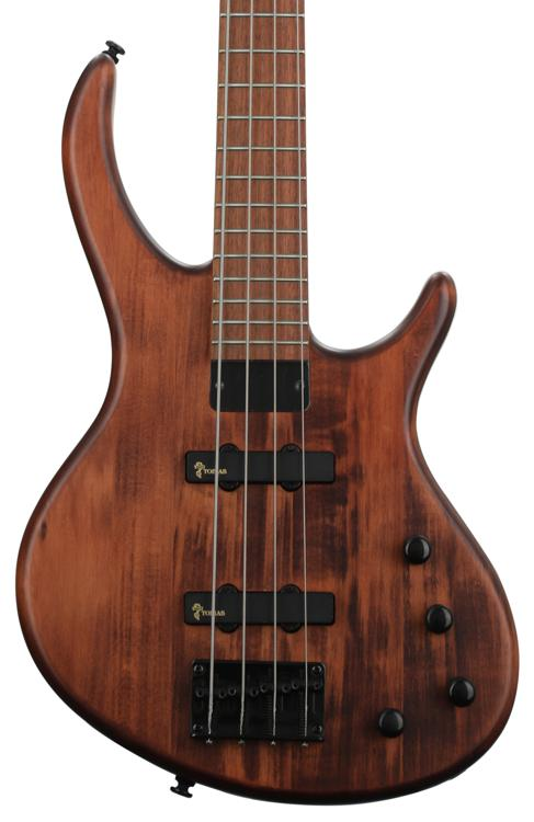 Toby Deluxe IV Bass - Walnut image 1