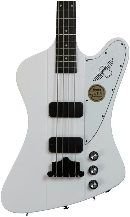 Epiphone Thunderbird Classic IV - Alpine White image 1