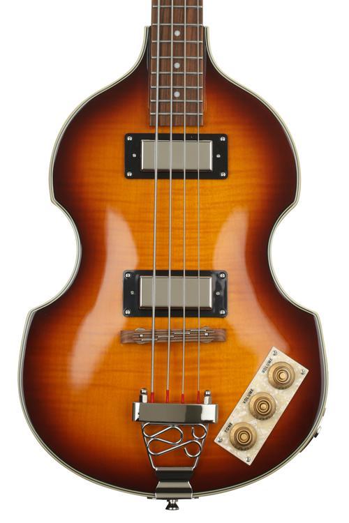Epiphone Viola Bass - Vintage Sunburst image 1