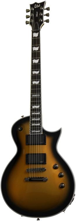 ESP LTD EC-1000 EMG - Metallic Gold Sunburst image 1