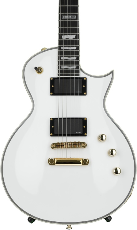 ESP LTD EC-1000T/CTM - Snow White image 1