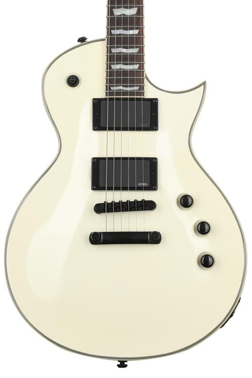 ESP LTD EC-401 - Olympic White image 1