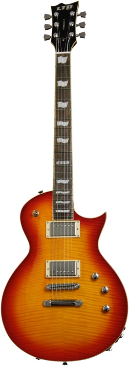 ESP LTD Elite Eclipse-I Duncan - Cherry Sunburst image 1