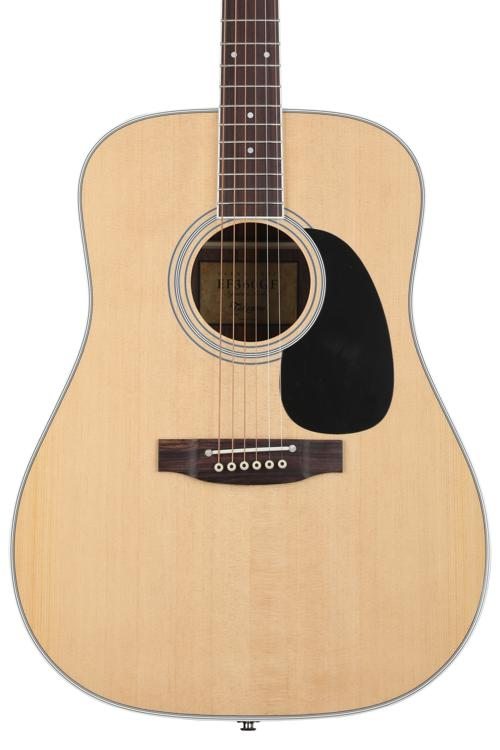 Takamine EF360GF Glenn Frey Dreadnought Acoustic/Electric, Natural image 1