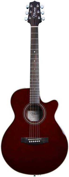 Takamine EG260C - Wine Red image 1