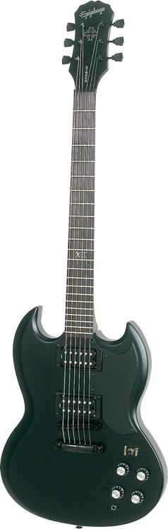 Epiphone Goth G-400 - Satin Black image 1