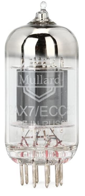 Mullard 12AX7 Russian Preamp Tube image 1