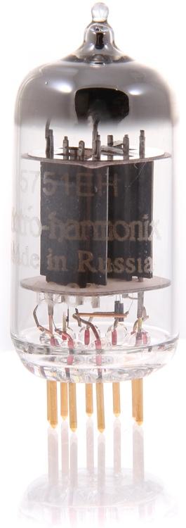 Electro-Harmonix 5751 Gold Preamp Tube image 1