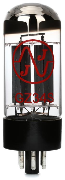 JJ 5AR4 Slovakia Rectifier Tube image 1