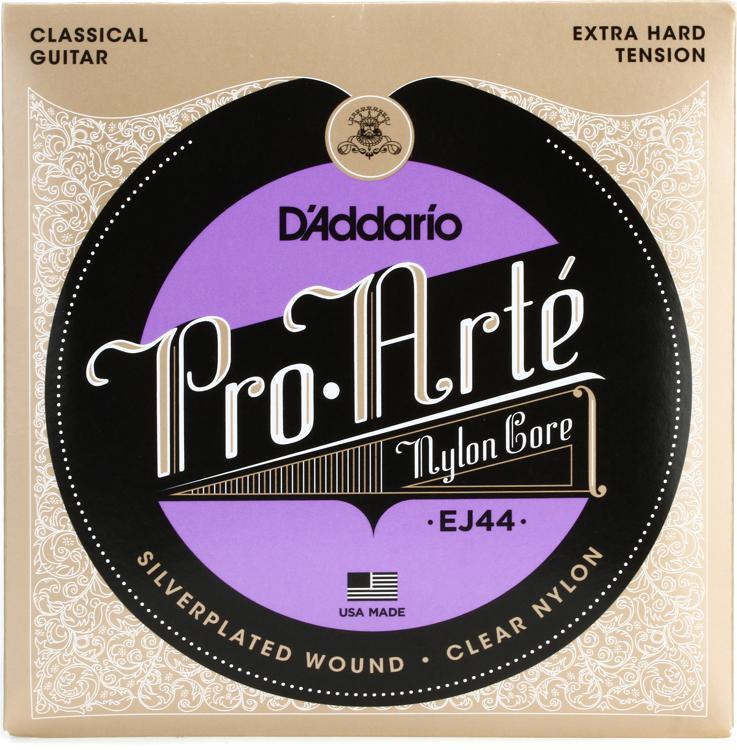 D\'Addario EJ44 Pro-Arte Classical Guitar Strings - Extra Hard Tension image 1