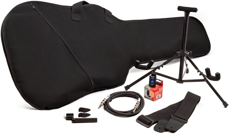 Fender Electric Guitar Essentials Pack image 1