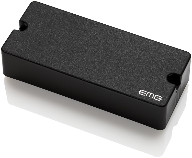 EMG 35DC Active Ceramic P-Bass Pickup Black image 1