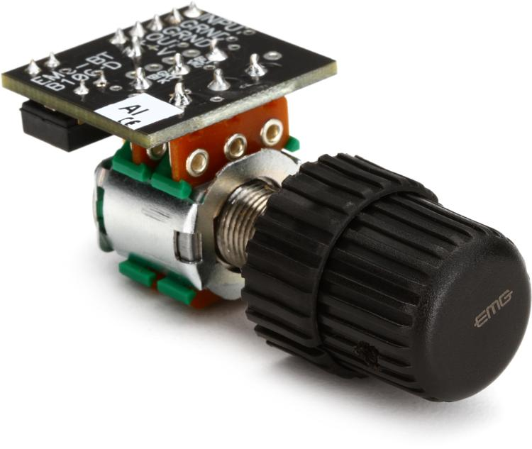 EMG BTC Control Stacked Bass/Treble Control Knob image 1
